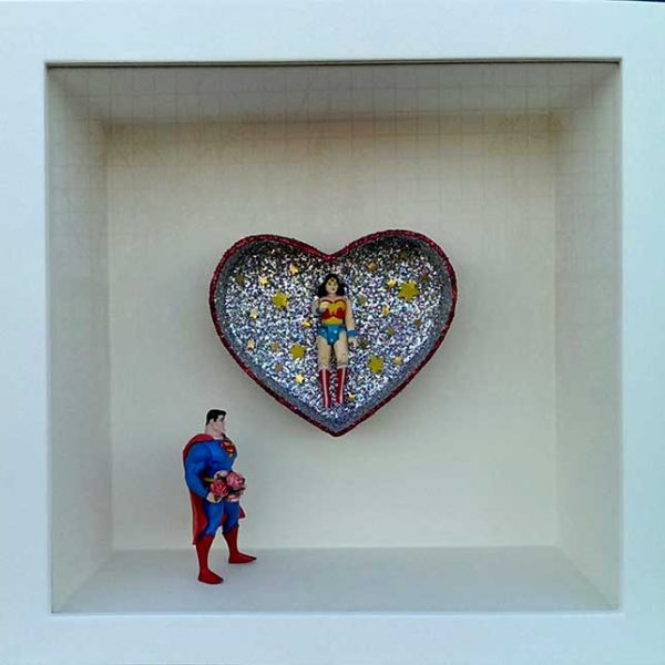 Superman-&-Superwoman